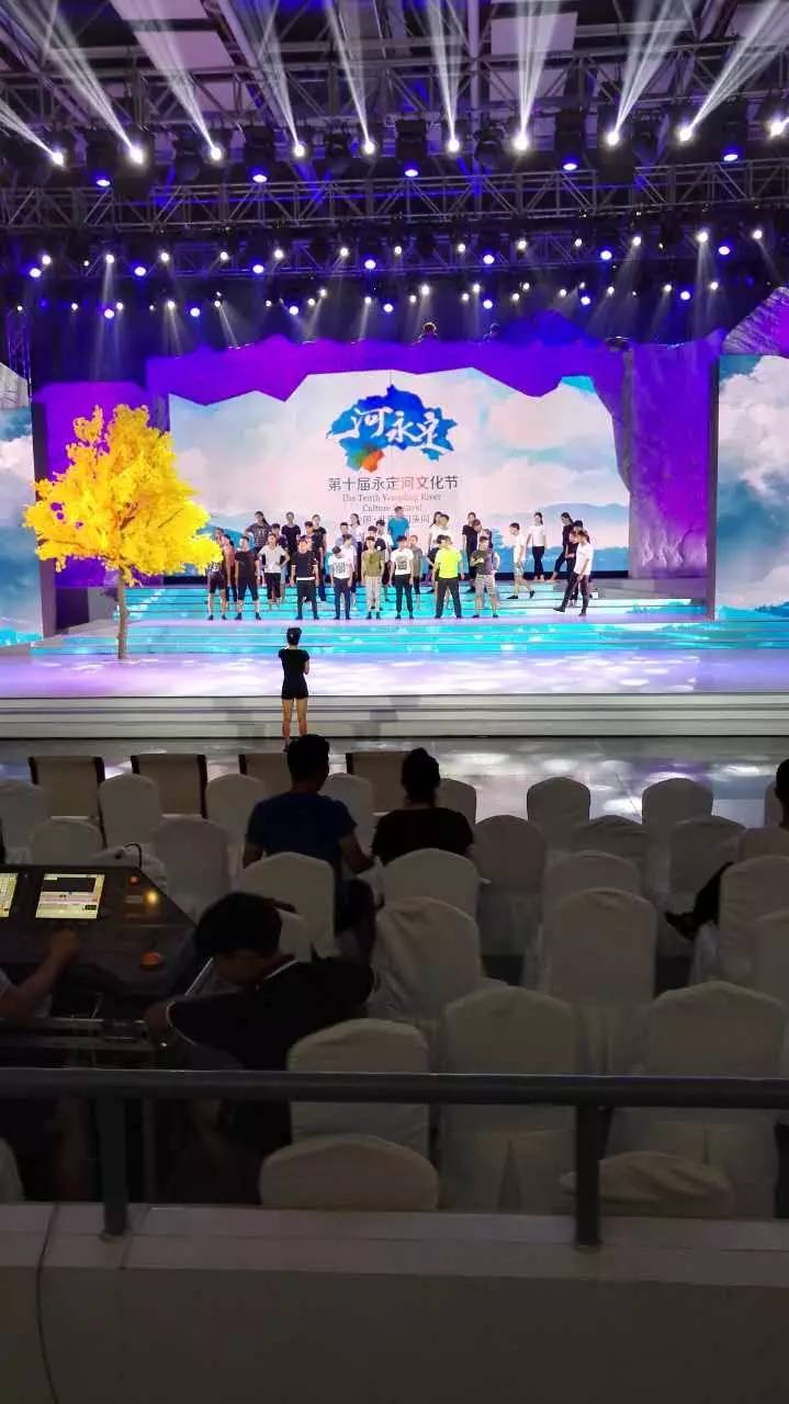 巨能A200V4.5爆款电源再下一城!助力第十届中国北京永定河文化节